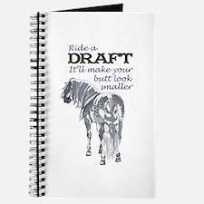 RIDE A DRAFT Journal