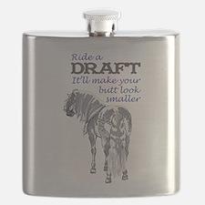 RIDE A DRAFT Flask