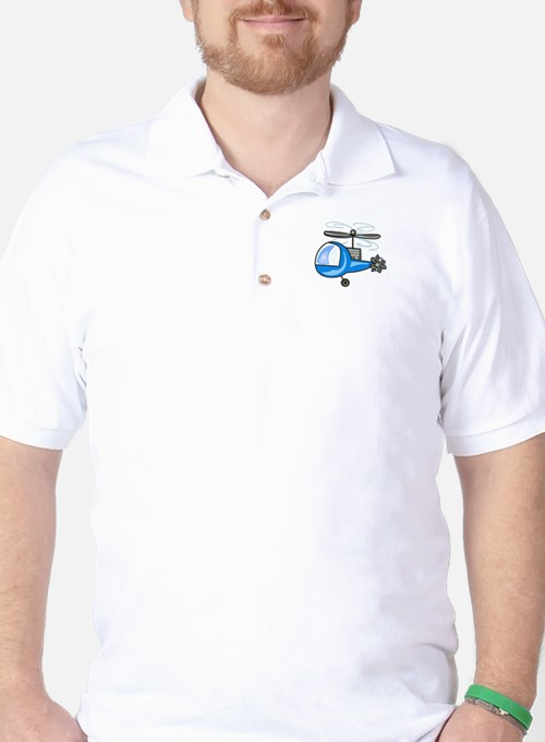 CHILDRENS HELICOPTER T-Shirt