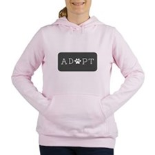 Adopt! Women's Hooded Sweatshirt