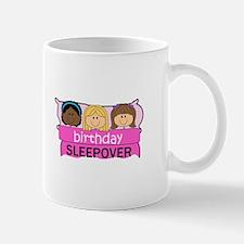 BIRTHDAY SLEEPOVER Mugs