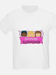 BIRTHDAY SLEEPOVER T-Shirt