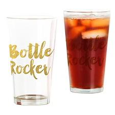 Bottle Rocker Drinking Glass
