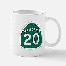 Route 20, California Mug