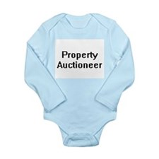 Property Auctioneer Retro Digital Job De Body Suit