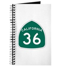 Route 36, California Journal