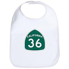 Route 36, California Bib
