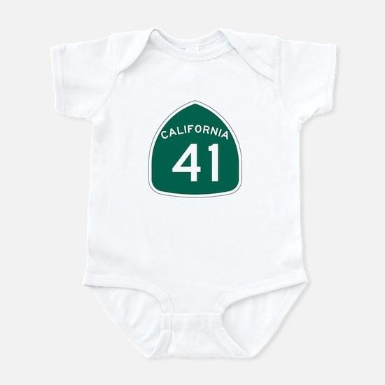 Route 41, California Infant Bodysuit