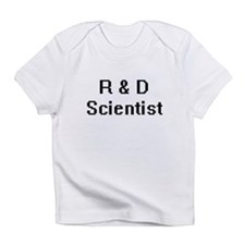 R & D Scientist Retro Digital Job D Infant T-Shirt