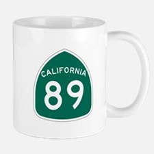 Route 89, California Mug