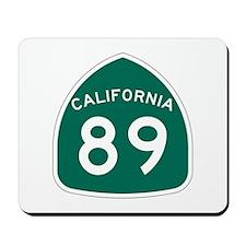 Route 89, California Mousepad
