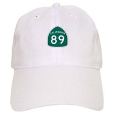 Route 89, California Baseball Baseball Cap