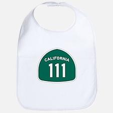 Route 111, California Bib