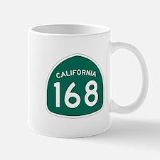 Route 168, California Mug