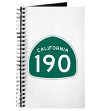 Route 190, California Journal
