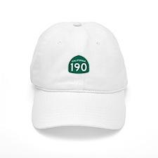 Route 190, California Baseball Cap