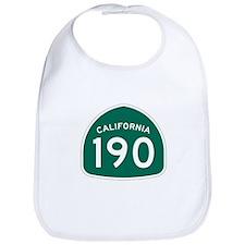 Route 190, California Bib