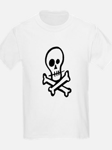 Skull And Crossbones Cute T-Shirt