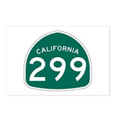 Route 299, California Postcards (Package of 8)