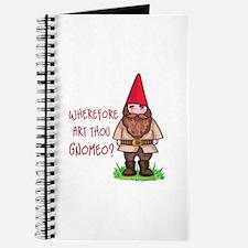 WHEREFORE ART THOU GNOMEO Journal