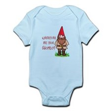 WHEREFORE ART THOU GNOMEO Body Suit