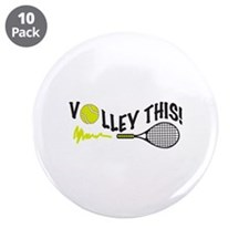 """VOLLEY THIS 3.5"""" Button (10 pack)"""