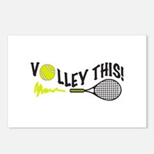 VOLLEY THIS Postcards (Package of 8)