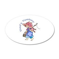 DADS TOMBOY Wall Decal