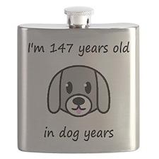 21 dog years 2 Flask