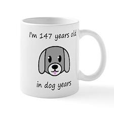 21 dog years 2 Mugs