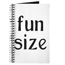 Fun Size Journal
