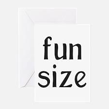 Fun Size Greeting Cards