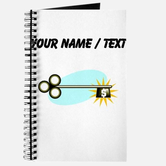 Key To Money (Custom) Journal