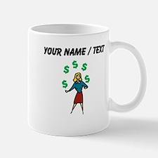 Juggling Money (Custom) Mugs