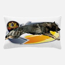 German Shepherd Owner Pillow Case