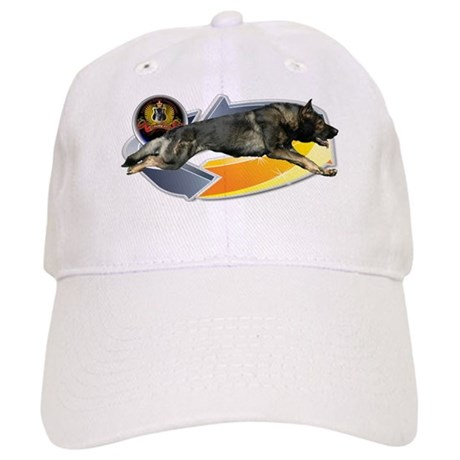 German Shepherd Owner Cap