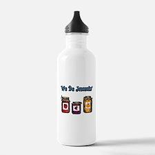 We Be Jammin' Water Bottle