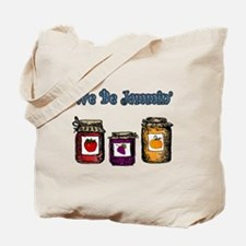 We Be Jammin' Tote Bag