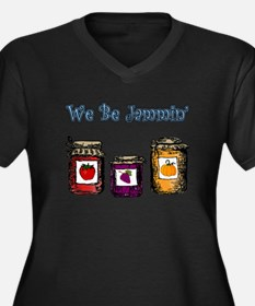 We Be Jammin' Plus Size T-Shirt