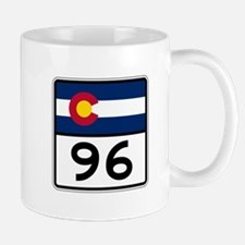 Route 96, Colorado Mug