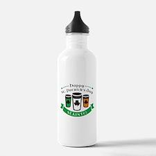 Happy St. Patrick's Day Water Bottle