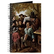 The Tooth Puller - Jan Steen Journal