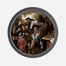The Tooth Puller - Jan Steen Wall Clock