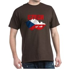 Czech Yo Self! T-Shirt