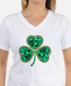 Cute St patricks day shamrock Shirt