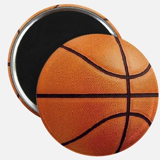 """Cute Basketball hoops 2.25"""" Magnet (10 pack)"""