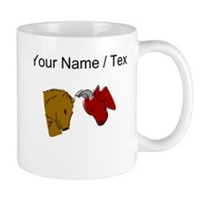 Bull And Bear (Custom) Mugs
