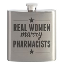 Real Women Marry Pharmacists Flask