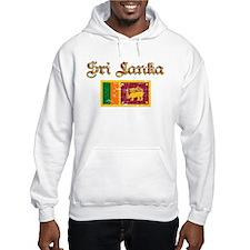 Sri Lankan Flag Hoodie
