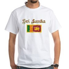 Sri Lankan Flag Shirt